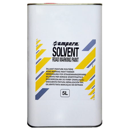 DILUANT PEINTURE ROUTIÈRE - AMPERE TRAFFIC ROAD MARKING PAINT ®