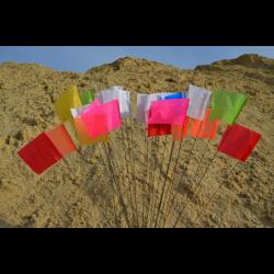 Drapeaux de Repérage Flag Mark®